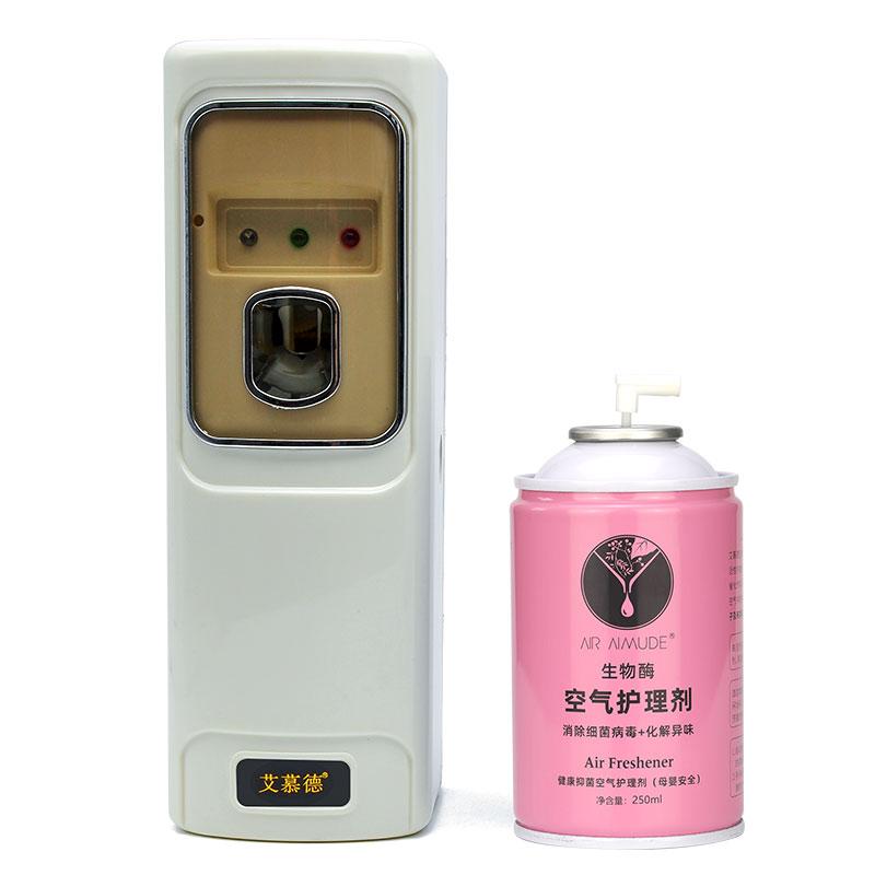 生物酶空气清新护理剂喷香机香水补充杀菌消毒除异味厕所除臭